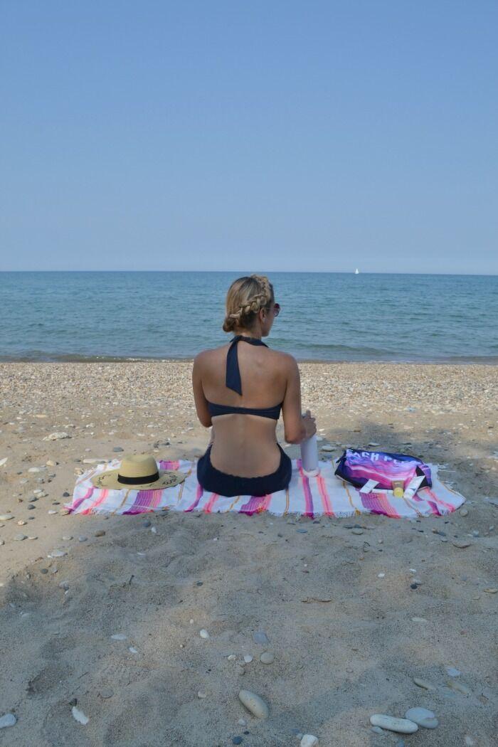 Beach-beach gaze