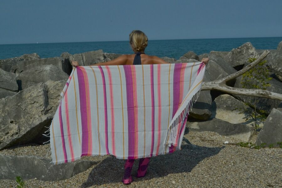 Beach-full towel