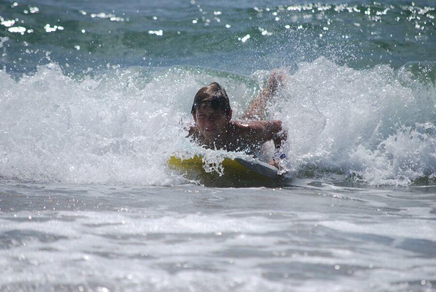 Topsail-bodysurf
