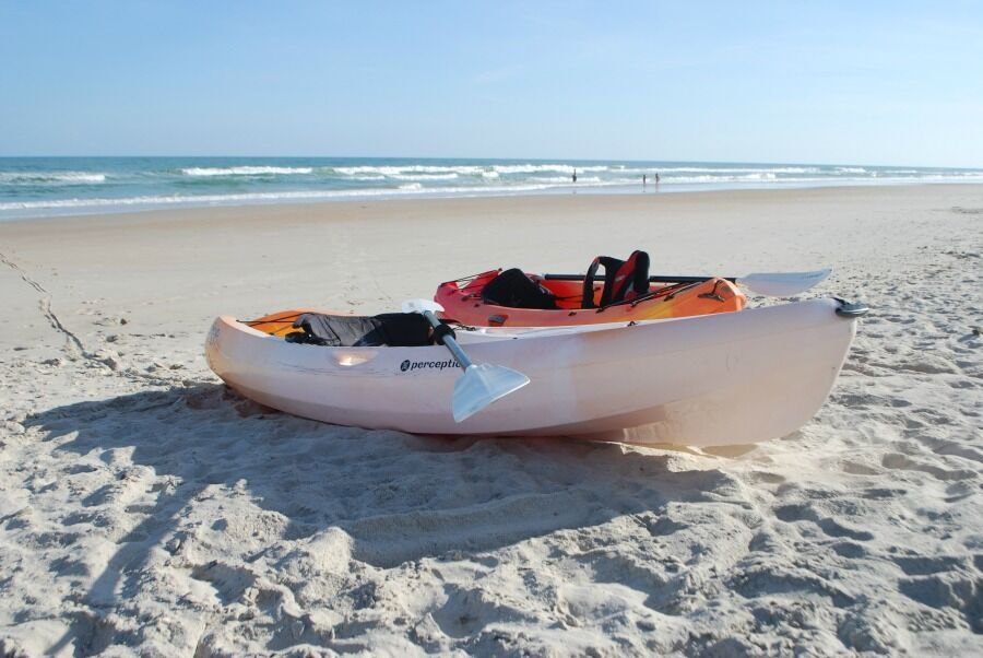 Vacation in Topsail Island