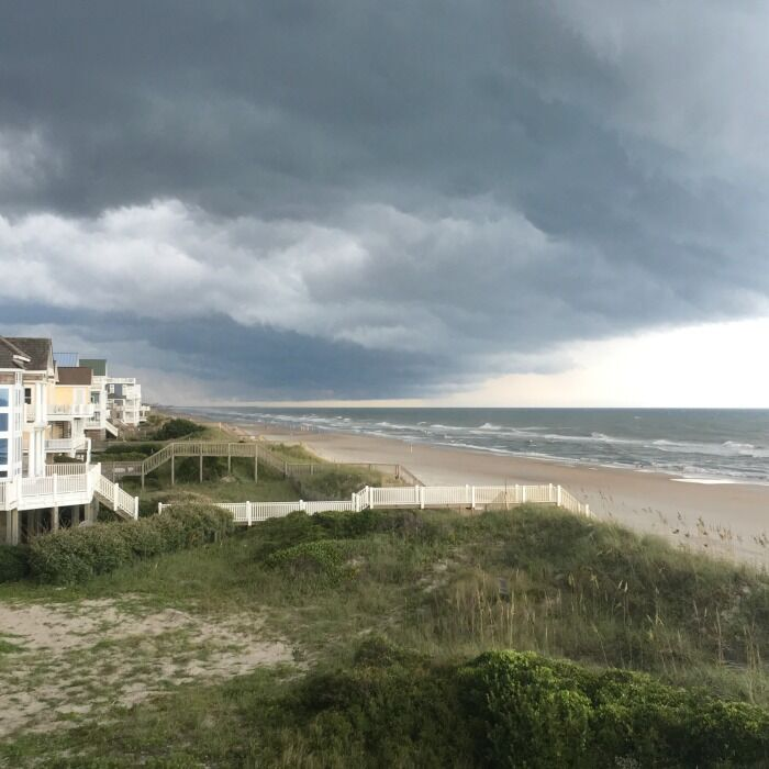 Topsail-storms