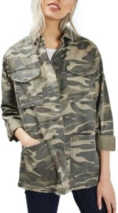 Camo: Wearing the Trend