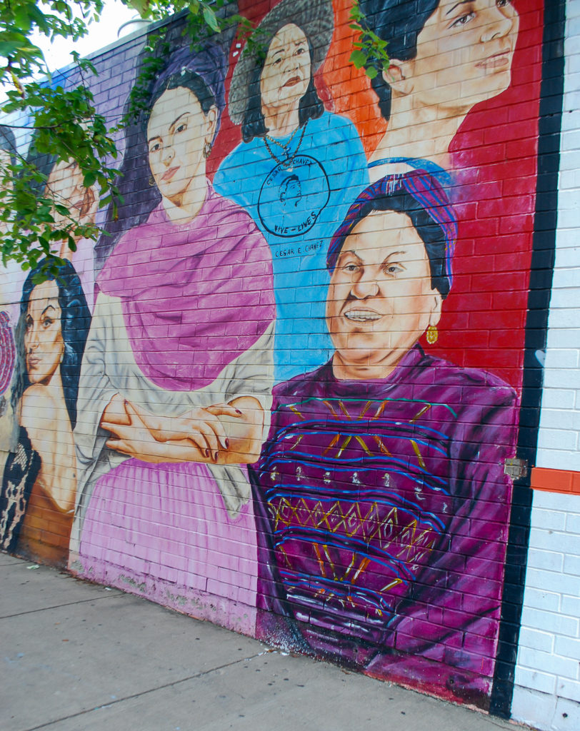 Pilsen and Wabash Arts Corridor