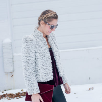 New Years Eve Outfit Inspiration and Nordstrom Half-Yearly Sale
