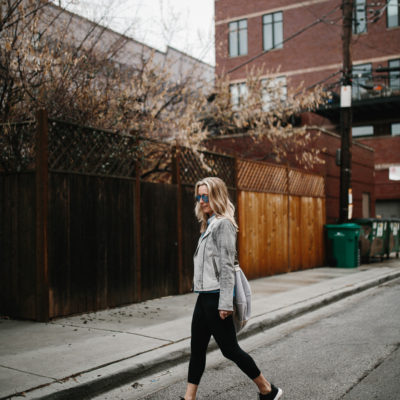 Reasons I (now) love wearing Athleisure