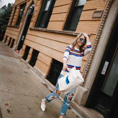 Spring Fashion Trend: Stripes