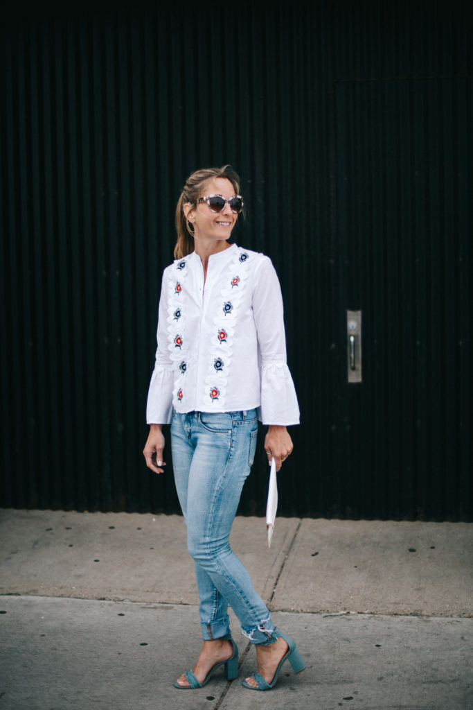Megan Medica is sharing a summer trend