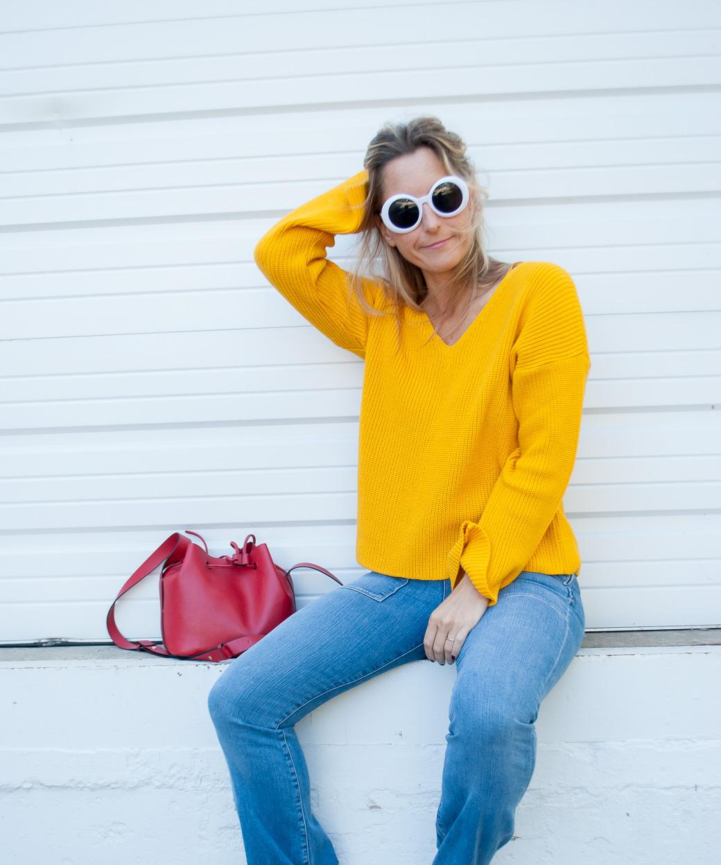 marigold fall color