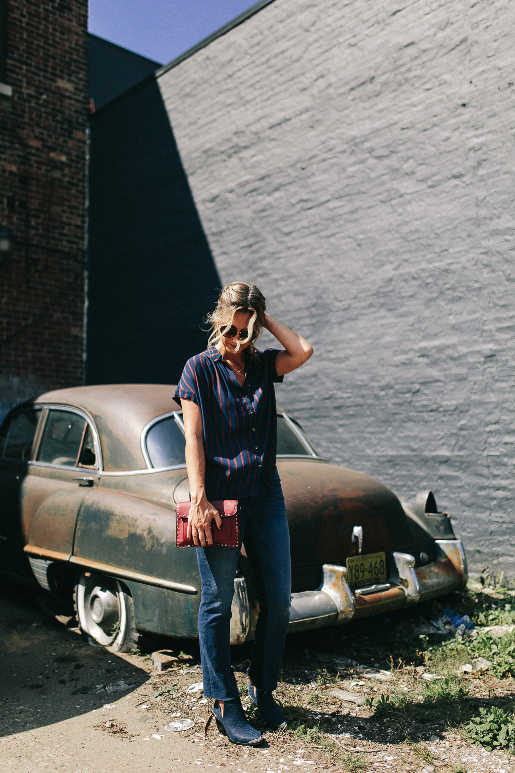 What to pack for a trip to Nashville by Never Without Navy