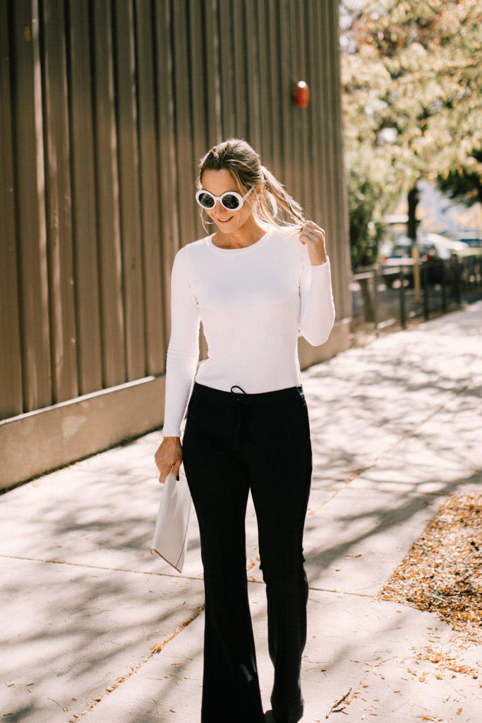 How to Dress Up Athleisure Pants