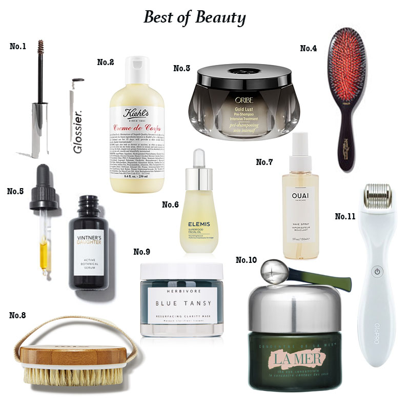 Collage of Cyber Monday Best Deals in Beauty Products