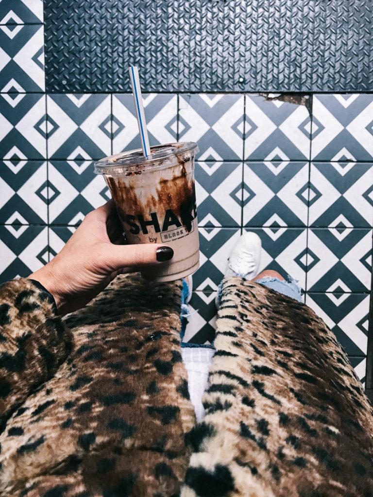 Black Tap Tavern Milkshake