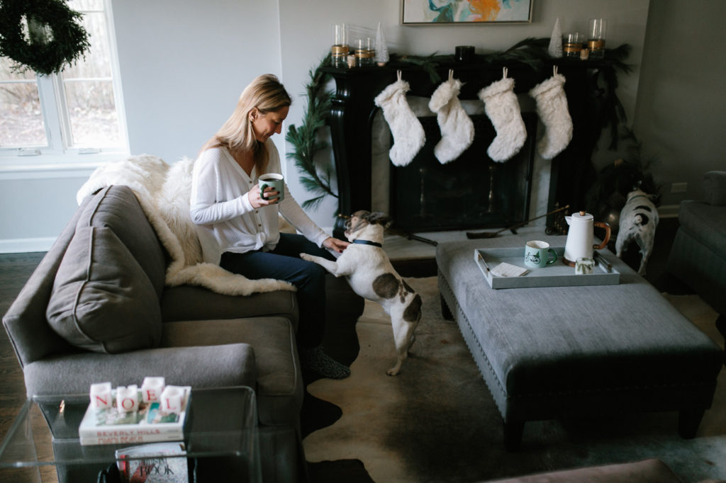 White and Green an option when upgrading your holiday decor