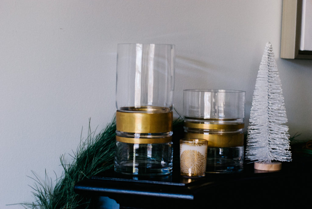 Upgrade your holiday decor and choose a theme for your mantle