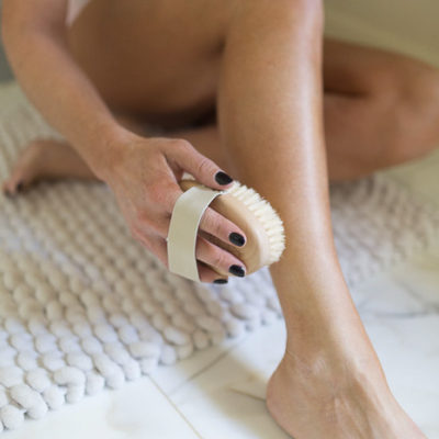 Self-Care Sunday Beauty Series: The Benefits of Dry Brushing