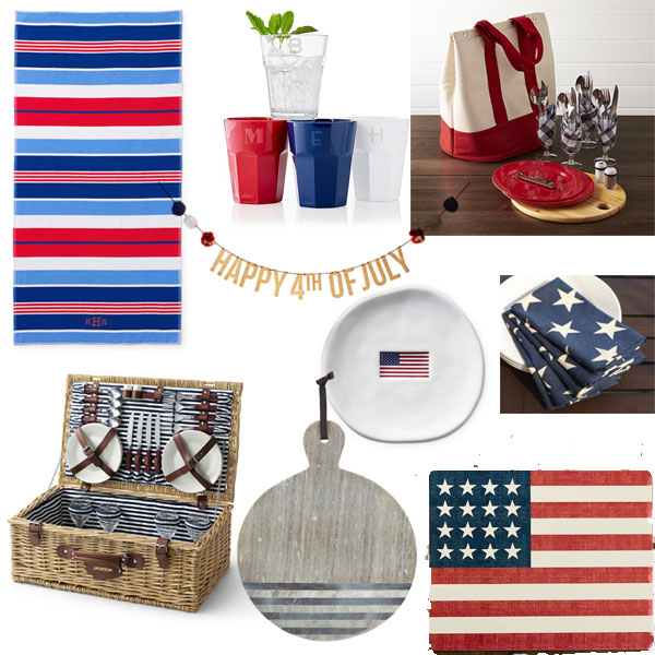 4th of July Finds - Party Decor