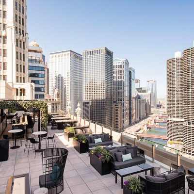 summer favorites / London House as one of Chicago's rooftop bars to hit this summer