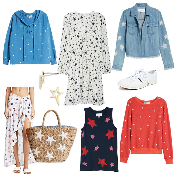 4th of July Finds - Stars & Stipes