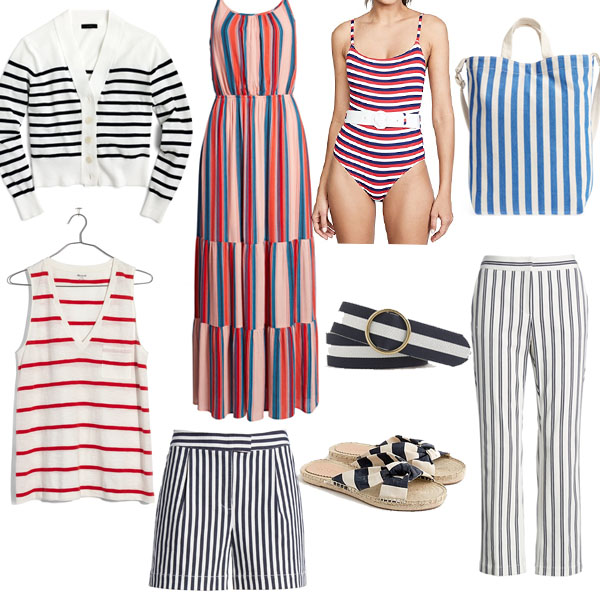 4th of July Finds - Stripes