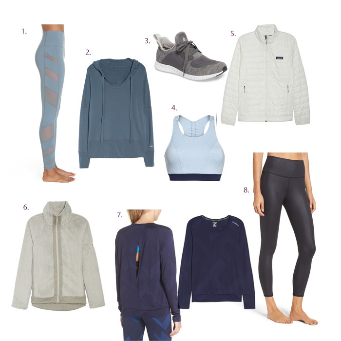 Nordstrom Anniversary Sale Active Wear