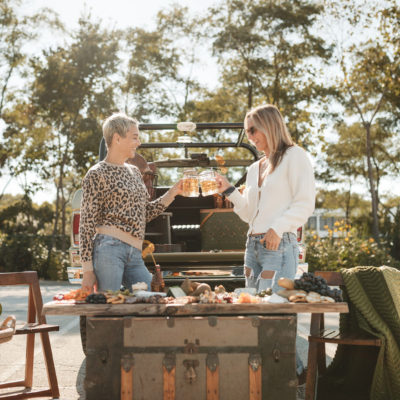 Elevating your Tailgate with Charcuterie Boards + An Interview with Ellie of elliestyled
