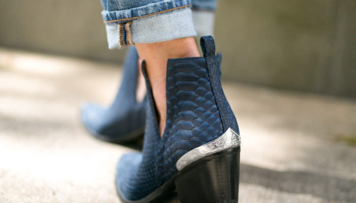 The Fall Boot Edit