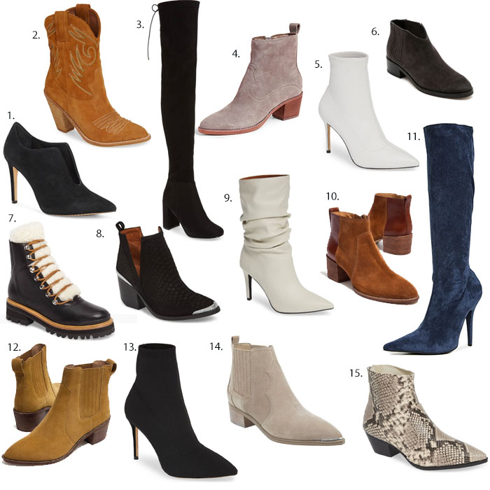 Fall Boot Buying Guide