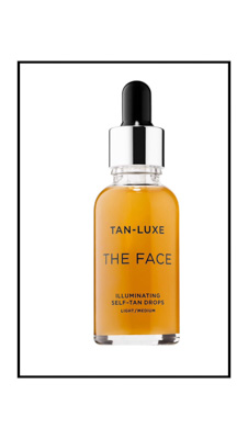 Tan-Luxe: THE FACE Illuminating Self-Tan Drops