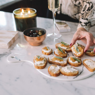 An Easy Appetizer to Have on Hand for the Holiday Season