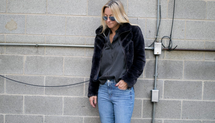 Faux Fur Jackets to Wear this Season