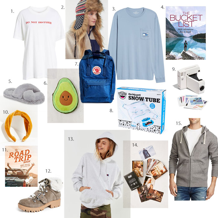 Gift Guide for the Teen