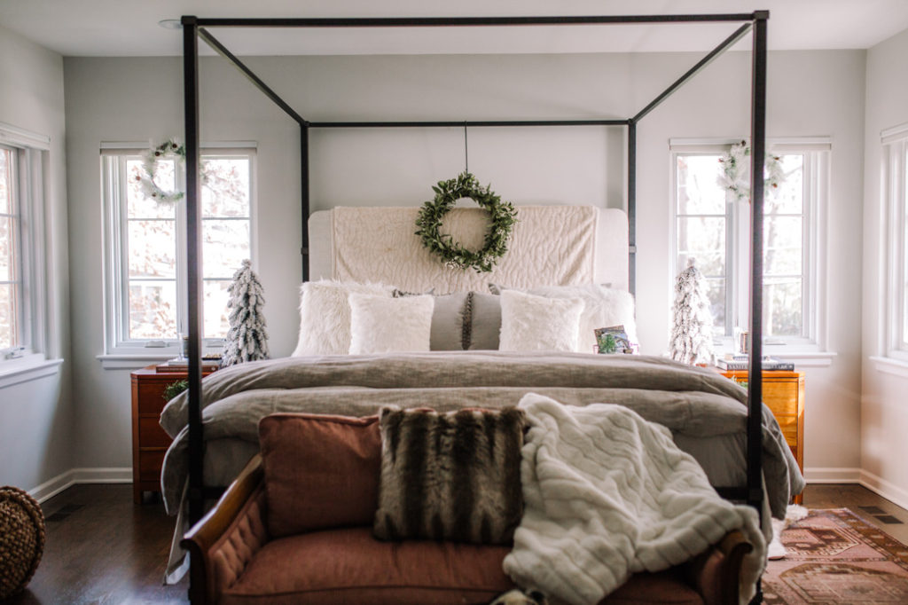 Making Your Bedroom Hygge for Christmas