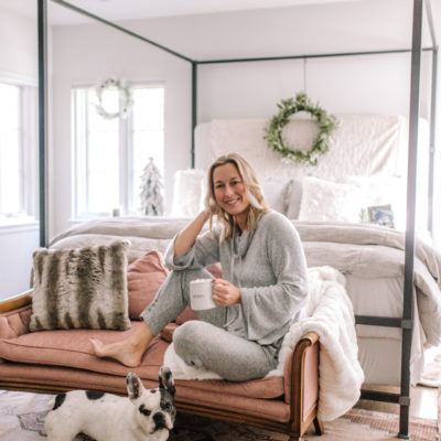 A Cozy Bedroom for the Holidays: Creating a Hygge Space
