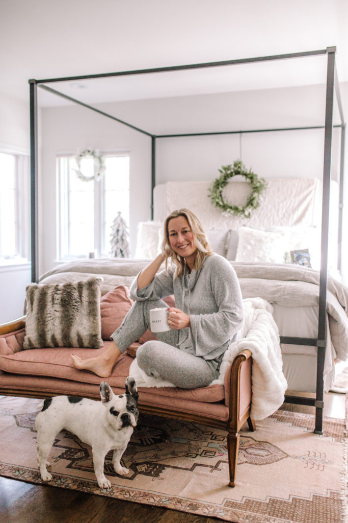 Creating a Hygge Space - Never Without Navy
