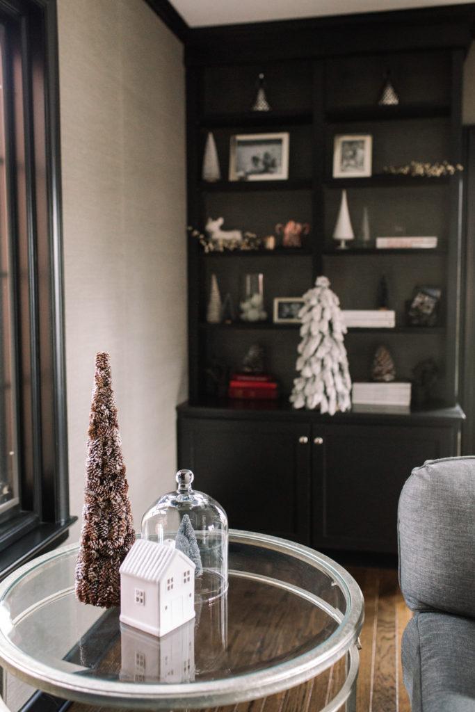 Bookshelves for the holidays