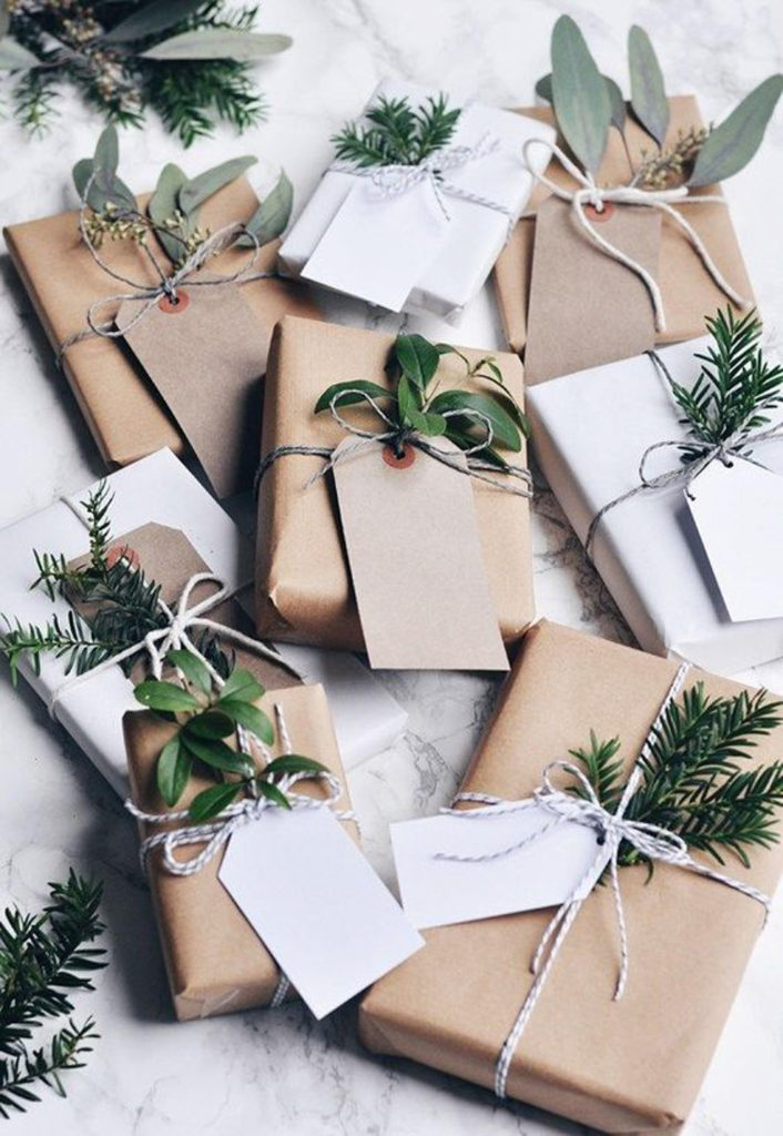 Fun Ways to Wrap with Paper