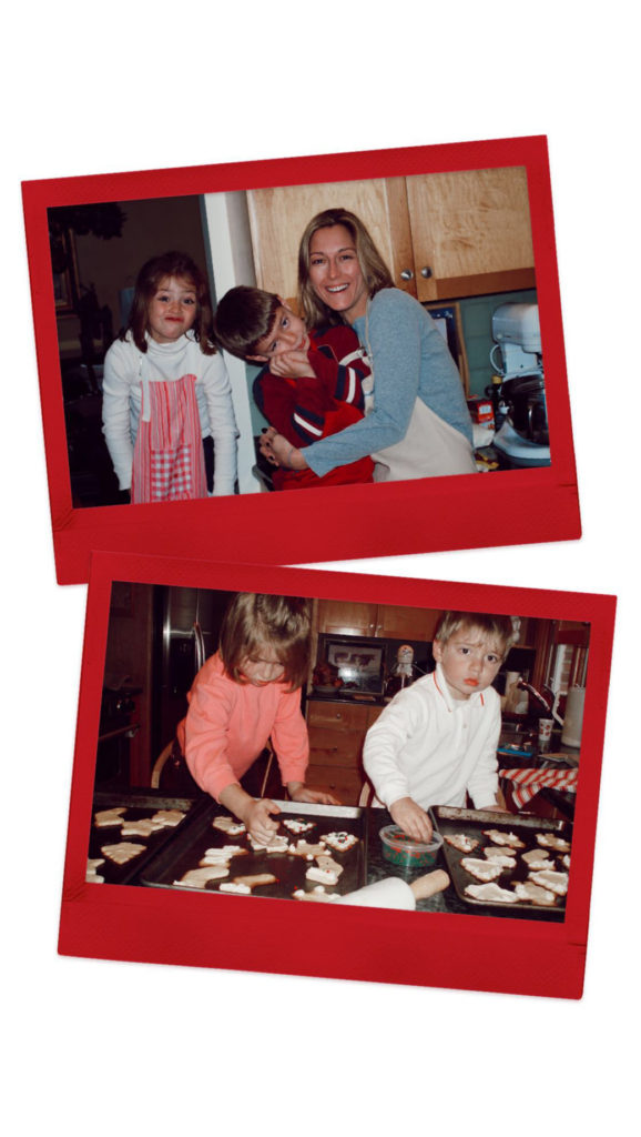 Holiday Cookie Traditions - Never Without Navy