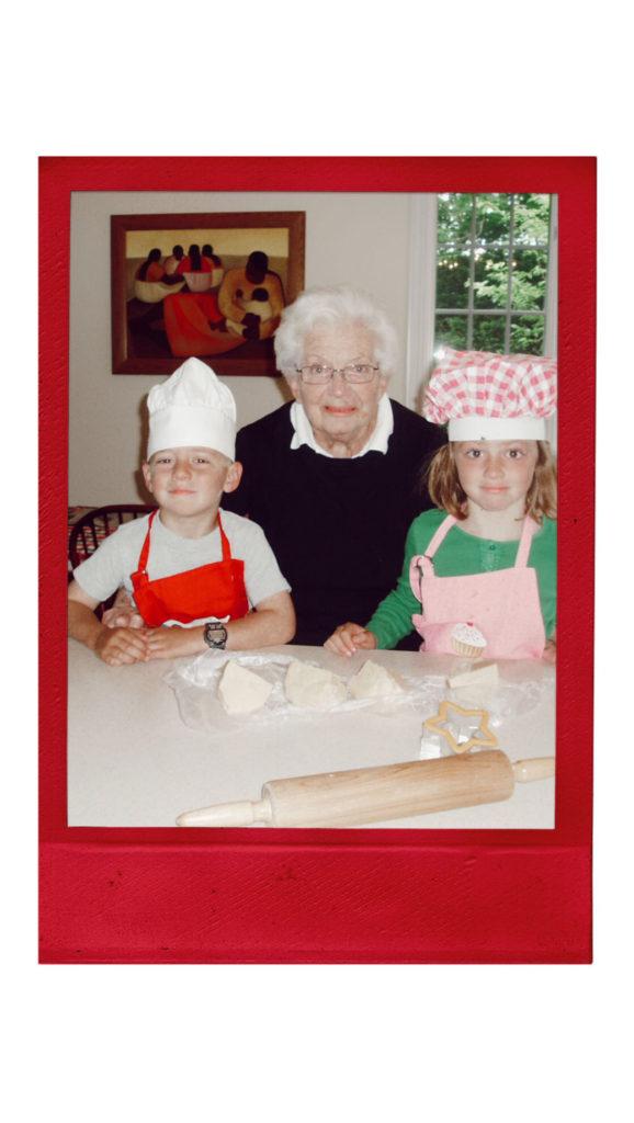 Grandma's Christmas Cookies