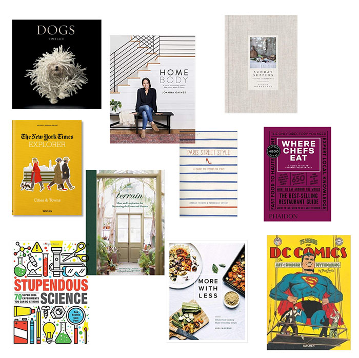 Last Minute Christmas Gifts from Amazon - Books