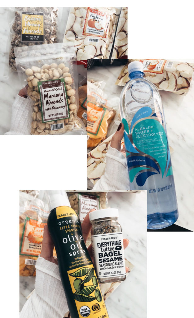 Trader Joe's Pantry Staples