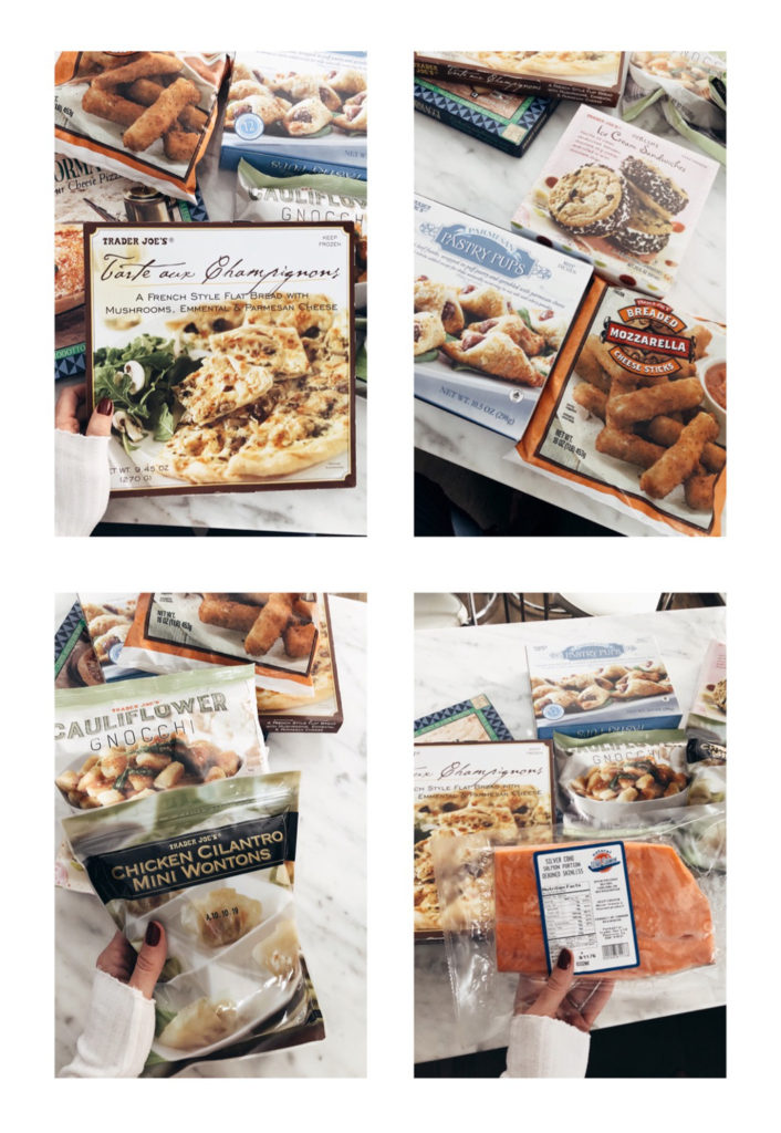 Trader Joe's Frozen Favorites
