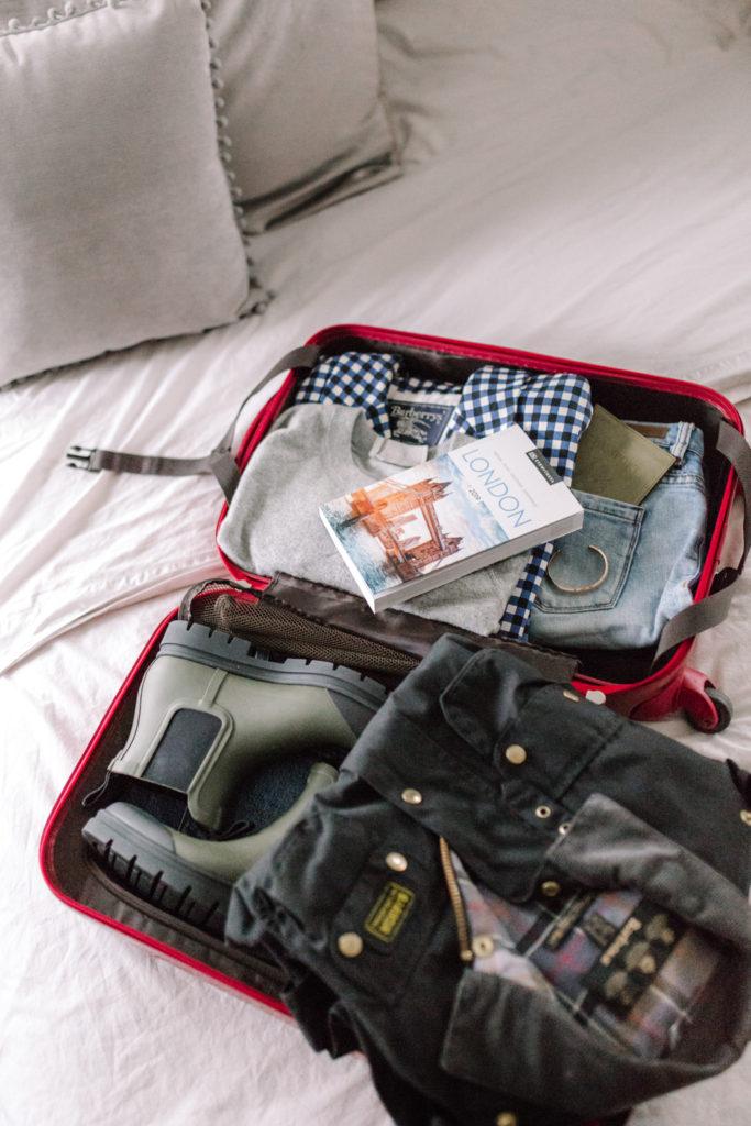 London Packing List