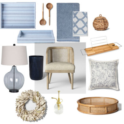 Favorite Target Home Decor Lines + Recent Finds