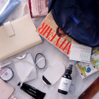 Items To Pack In A Carry On Bag