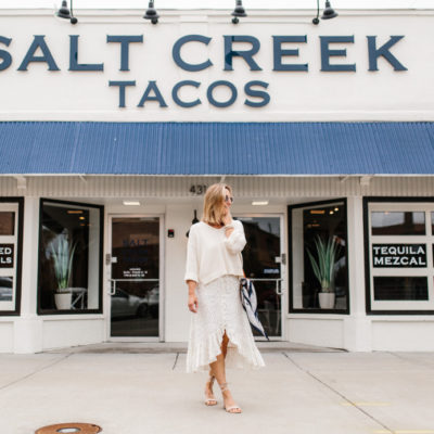 Celebrating Cinco De Mayo with Salt Creek Tacos
