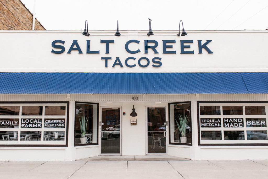 Salt Creek Tacos Outdoor