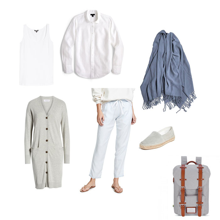 International Flight Outfit Ideas