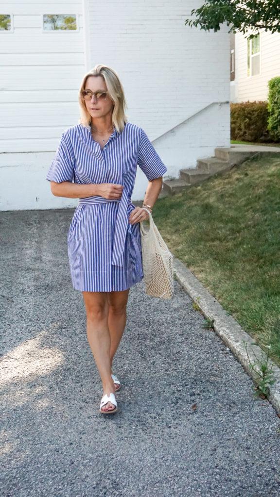 Style A Shirtdress: An Everlane Favorite
