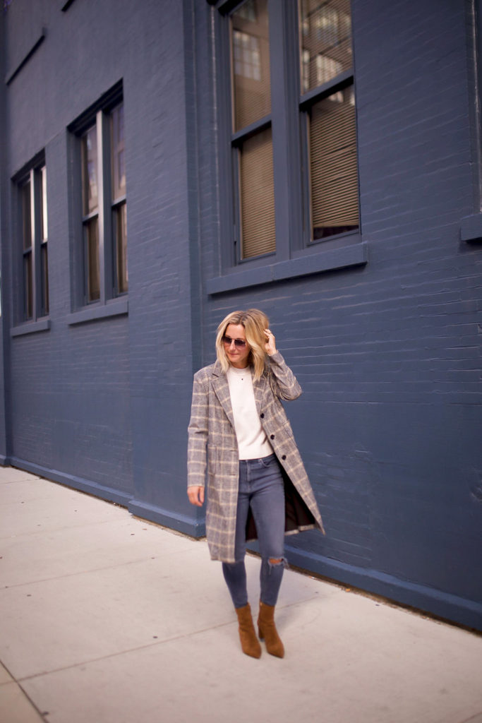 fall capsule wardrobe look