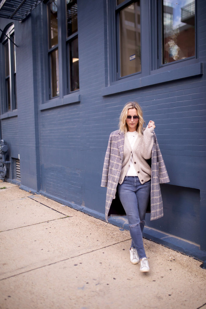 chic fall look for fall capsule wardrobe